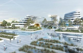 europacity Discover the 8 Buildings that Will Be a Part of EuropaCity near Paris featured 10 324x208