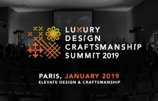 luxury design Next Stop for Luxury Design and Craftsmanship Summit Will Be in Paris featured 324x208