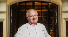 A Tribute to Joël Robuchon: The Chef's Michelin Restaurants in Paris