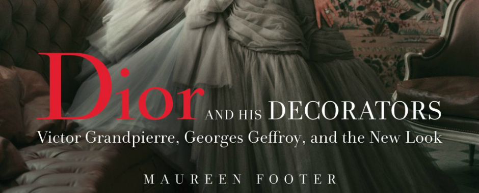 Interior Design Books: Dior and His Decorators Is Released Tomorrow Interior Design Books Interior Design Books: Dior and His Decorators Is Released Tomorrow featured 11