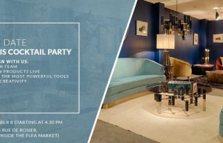 Paris Design Week Covet Paris to Host Cocktail Party in the Wake of Paris Design Week featured 324x208