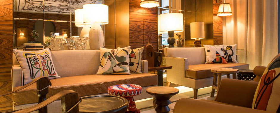 Philippe Starck Paris' Recently Opened Brach Hotel was Designed by Philippe Starck FEATURED
