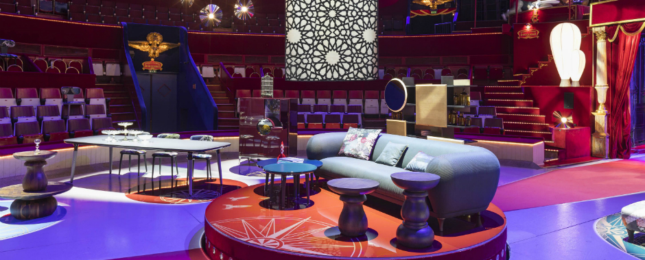 design collection Globe Trotter: Epic Design Collection by Roche Bobois & Marcel Wanders featured 3