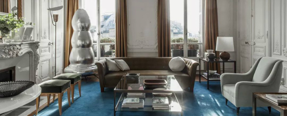 Top Interior Design Projects: Eclectic Parisian Home by Luis Laplace Interior Design Projects Top Interior Design Projects: Eclectic Parisian Home by Luis Laplace featured 7
