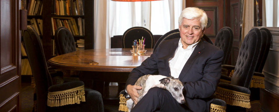 Jacques Garcia: A Visionary Contributor to the Hospitality Industry