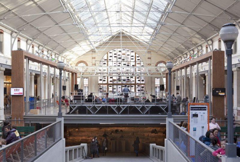 Centquatre Paris And Its Amazing Solitary Installations