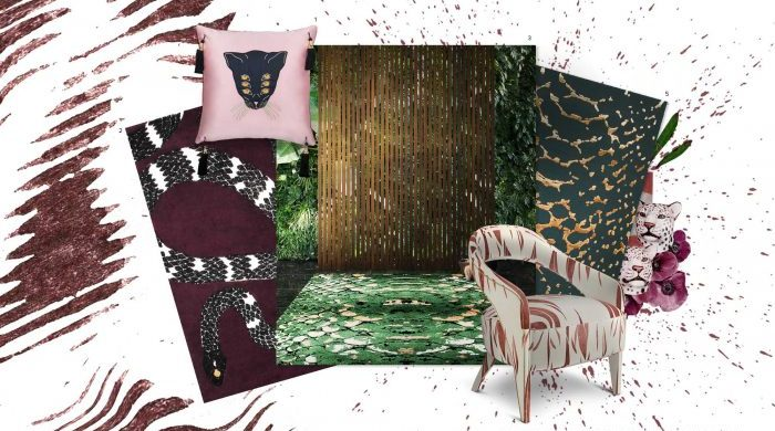 Animal Print, The Perfect Trend To Your Home Décor animal print trend Animal Print, The Perfect Trend To Your Home Décor moodboard collection animal print interior decor trend for 2019 12 700x438 700x390
