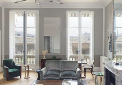 Lecoadic & Scotto And Their Amazing Paris Apartment Design
