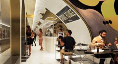 Croix Rouge Metro Station Will Be Transformed Into A Stylish Bar