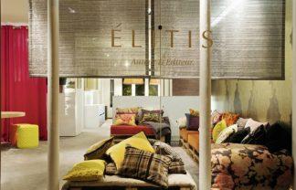 Be Amazed By The Élitis Mesmerizing Showroom In Paris