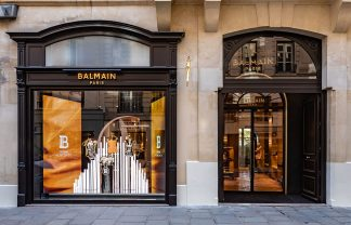 Behold The New Concept On Balmain's Paris Flagship Store