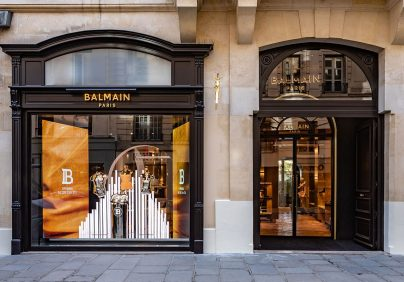 Behold The New Concept On Balmain's Paris Flagship Store balmain Behold The New Concept On Balmain's Paris Flagship Store balmain paris new flagship store 07 404x282