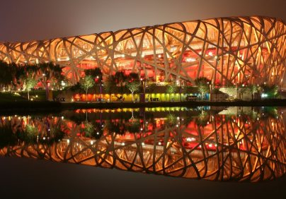 Herzog & De Meuron: When Excellence Meets Architecture herzog & meuron Herzog & De Meuron: When Excellence Meets Architecture Beijing national stadium 404x282