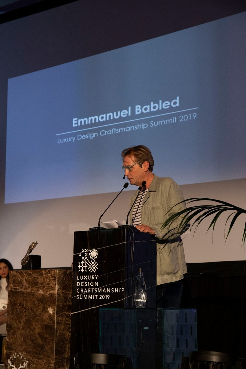 Interview With Emmanuel Babled: A Sit-Down About Ancient Crafts emmanuel babled Interview With Emmanuel Babled: A Sit-Down About Ancient Crafts CovetEDs Exclusive Interview With Emmanuel Babled 6