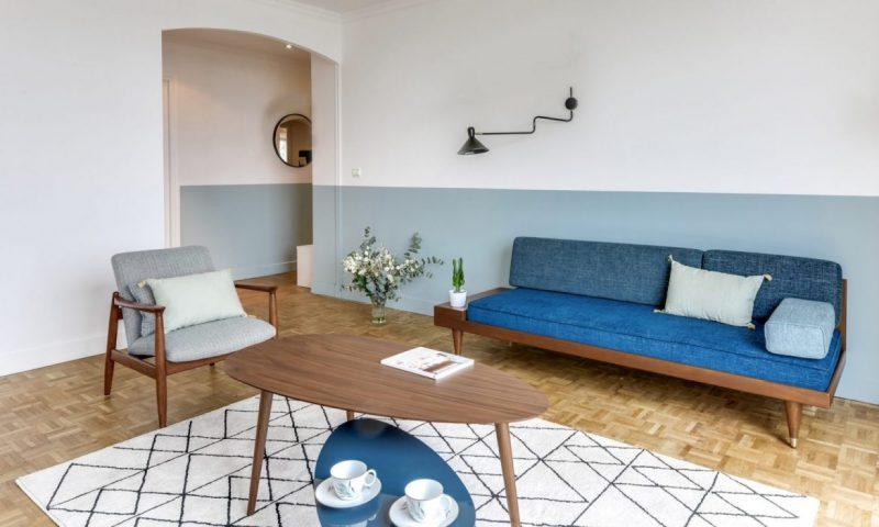 Discover Top 10 French Interior Designers Based in Paris - Part VI french interior designers Discover Top 10 French Interior Designers Based in Paris – Part VI SEJOUR SALON VUE 1 REALISATION CLAIRE CLERC GRANGE AUX LOUP PARIS 10 1600x960 e1561980293383
