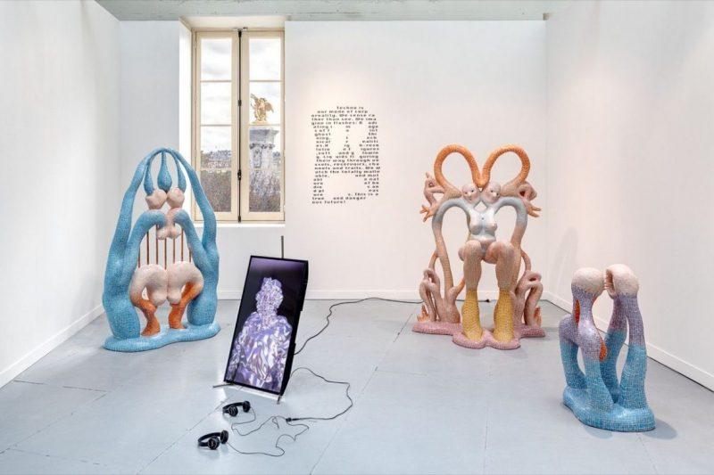 fiac 2019 FIAC 2019: The Best Booths Of Contemporary Art FIAC 2019 The Best Booths Of Contemporary Art 2 e1571404659143