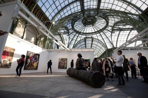 fiac 2019 FIAC 2019: The International Fair Of Contemporary Art FIAC 2019 The International Fair Of Contemporary Art 11