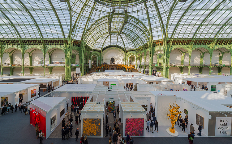 fiac 2019 FIAC 2019: The International Fair Of Contemporary Art FIAC 2019 The International Fair Of Contemporary Art2