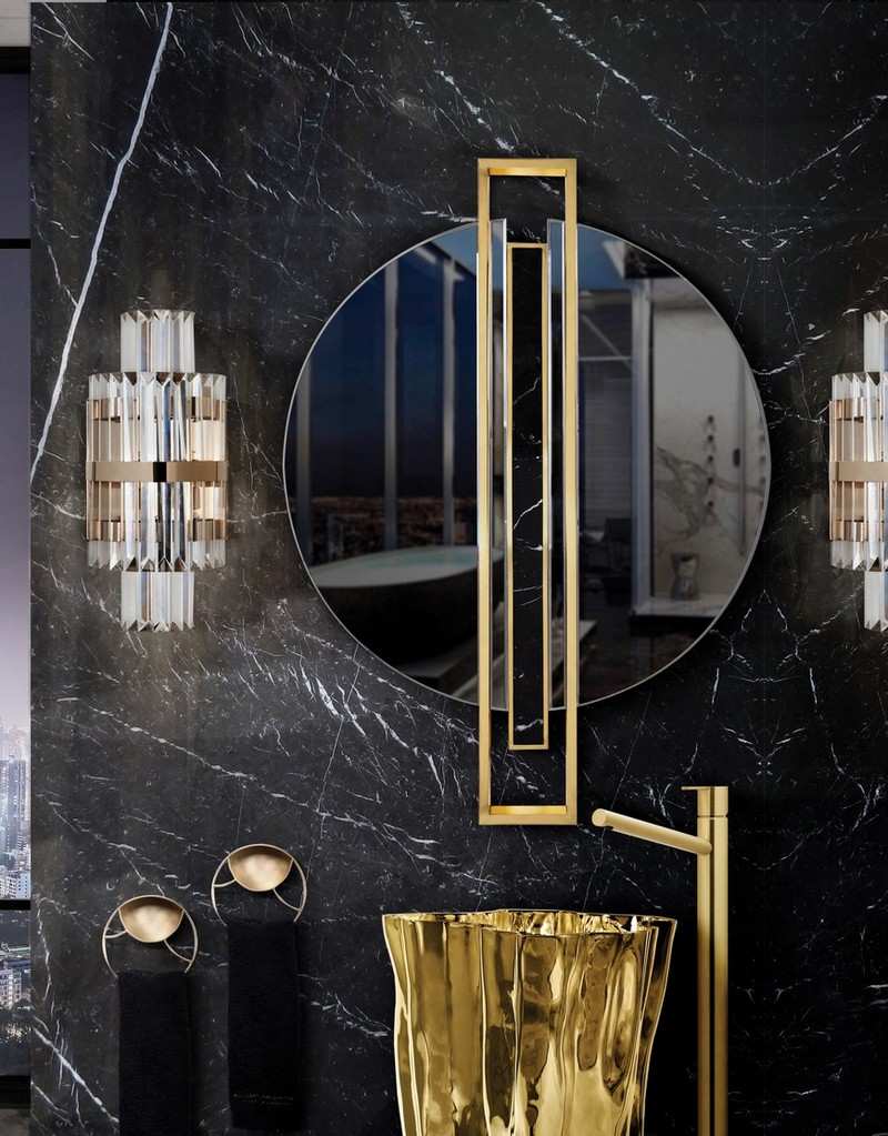 Idéobain 2019 Will be Stacked With Luxurious Accents for Your Bathroom Id  obain 2019 Will be Stacked With Luxurious Accents for Your Bathroom 2
