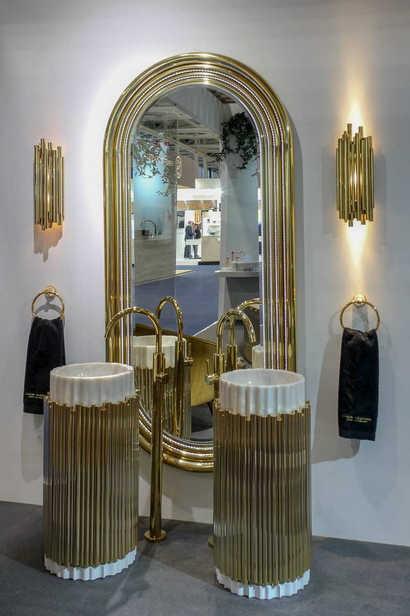 Idéobain 2019 Will be Stacked With Luxurious Accents for Your Bathroom Id  obain 2019 Will be Stacked With Luxurious Accents for Your Bathroom 3