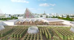 Valode And Pistre Will Create The World's Largest Farm In Paris