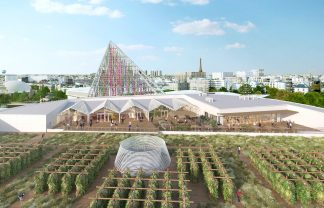 valode and pistre Valode And Pistre Will Create The World's Largest Farm In Paris Valode And Pistre Will Create The Worlds Largest Farm In Paris 4 324x208