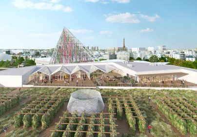 valode and pistre Valode And Pistre Will Create The World's Largest Farm In Paris Valode And Pistre Will Create The Worlds Largest Farm In Paris 4 404x282