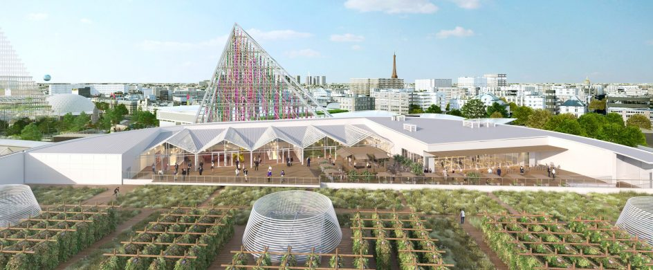 Valode And Pistre Will Create The World's Largest Farm In Paris valode and pistre Valode And Pistre Will Create The World's Largest Farm In Paris Valode And Pistre Will Create The Worlds Largest Farm In Paris 4 944x390