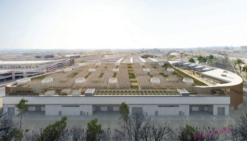valode and pistre Valode And Pistre Will Create The World's Largest Farm In Paris Valode And Pistre Will Create The Worlds Largest Farm In Paris 5 e1571758851727