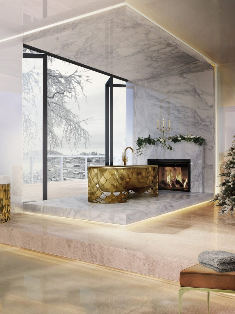 christmas renovations Christmas Trends: Anticipate Renovations On Your Parisian-Decor Bathroom Christmas Trends Anticipate Renovations On Your Parisian Decor Bathroom 2 e1574333793346