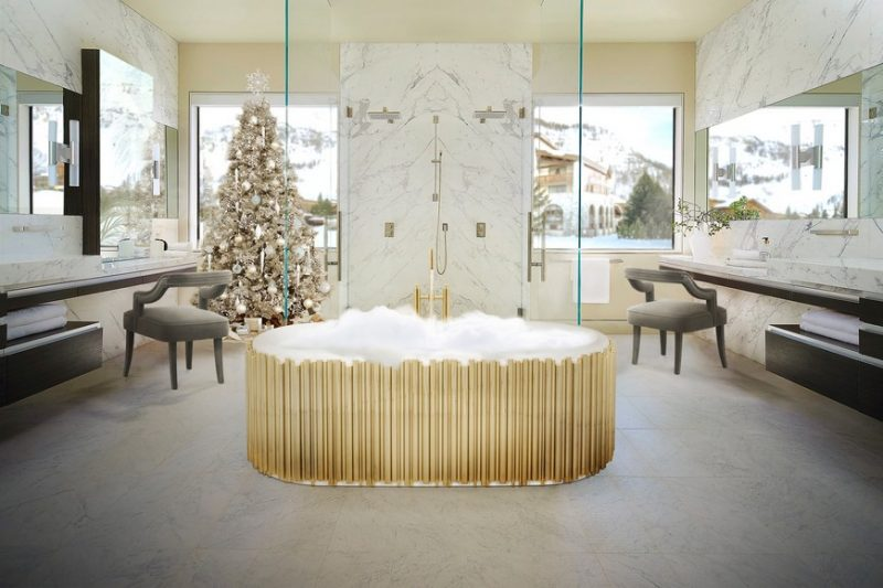 christmas renovations Christmas Trends: Anticipate Renovations On Your Parisian-Decor Bathroom Christmas Trends Anticipate Renovations On Your Parisian Decor Bathroom 3 e1574333722490