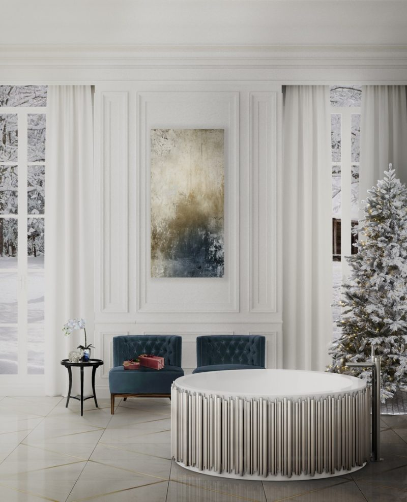 christmas renovations Christmas Trends: Anticipate Renovations On Your Parisian-Decor Bathroom Christmas Trends Anticipate Renovations On Your Parisian Decor Bathroom 4 e1574333557747