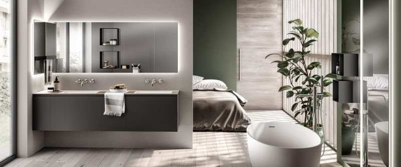 idéobain 2019 Idéobain 2019: Discover The Amazing Bathroom Collections By Scavolini Id  obain 2019 Discover The Amazing Bathroom Collections By Scavolini6 e1572946765335