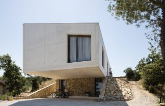 pan architecture Pan Architecture Designs A Geometric Residence In Provence Pan Architecture Designs A Geometric Residence In Florence 324x208
