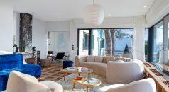 India Mahdavi's Design Take On A Swiss Retreat