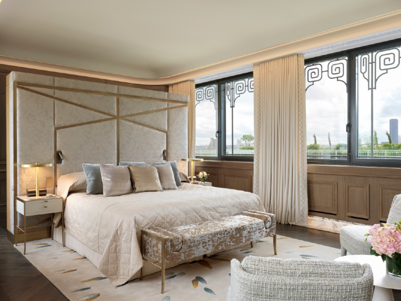 lally and berger Meet a Bold Suite At Hotel Le Meurice Designed By Lally And Berger Meet a Bold Suite At Hotel Le Meurice Designed By Lally And Berger 1