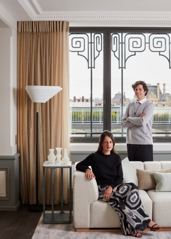 lally and berger Meet a Bold Suite At Hotel Le Meurice Designed By Lally And Berger Meet a Bold Suite At Hotel Le Meurice Designed By Lally And Berger 4 1