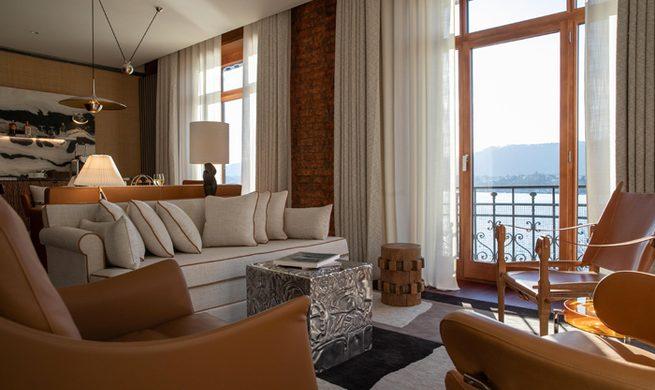 Philippe Starck Redesigned La Reserve Eden Au Lac Zurich Paris Design Agenda