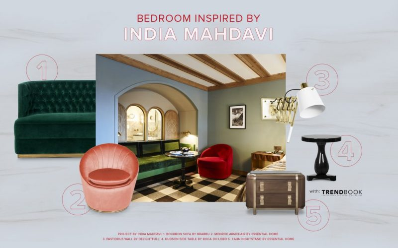 india mahdavi Transform Your Bedroom With India Mahdavi Inspirations! Transform Your Bedroom With India Mahdavi Inspirations1 e1581941011503