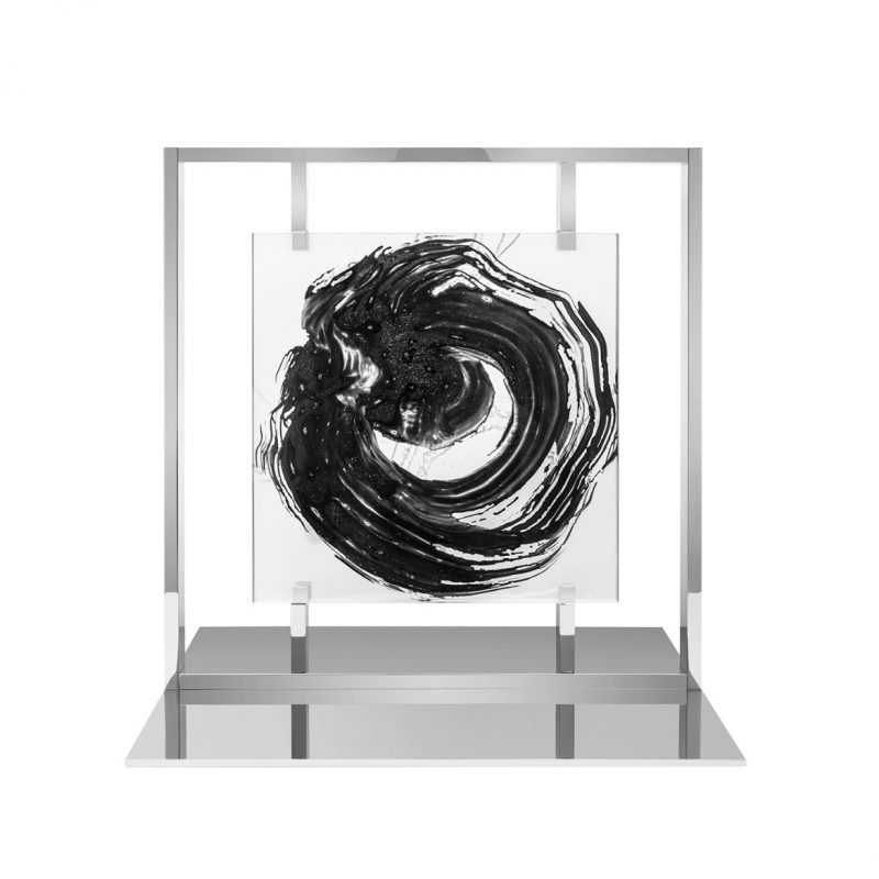 lalique Admire The Brand New Collections Of Lalique! BD Sun Moon 1 by Lou Zhenggang white background photo Gilles Pernet Lalique SA and Lou Zhenggang scaled e1583936588835