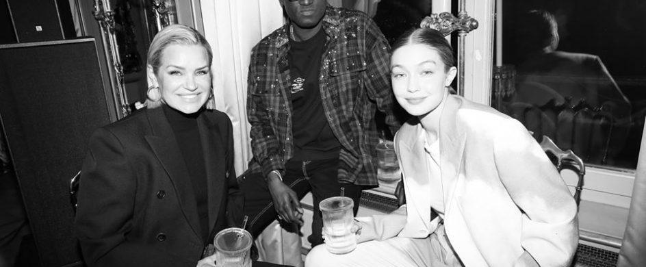 Baccarat Teamed Up With Virgil Abloh During Paris Fashion Week!