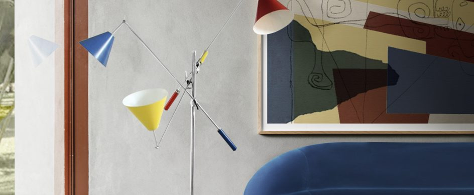 Be Inspired By The Bespoke Lighting Pieces To Your Parisian Home