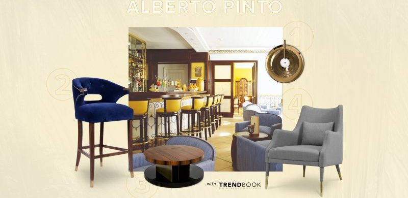 Fall In Love With A Hotel Bar Inspired By Alberto Pinto Studio! alberto pinto studio Fall In Love With A Hotel Bar Inspired By Alberto Pinto Studio! Fall In Love With A Hotel Bar Inspired By Alberto Pinto Studio 800x390