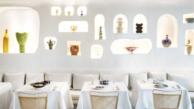 jacquemus Jacquemus & Caviar Kaspia Opened A Mediterranean Restaurant In Paris Jacquemus Caviar Kaspia Opened A Mediterranean Restaurant In Paris