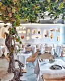 Jacquemus & Caviar Kaspia Opened A Mediterranean Restaurant In Paris