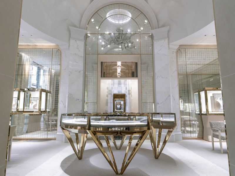 peter marino Peter Marino Designed The Graff Luxury Store In Paris Peter Marino Designed The Graff Luxury Store In Paris 1
