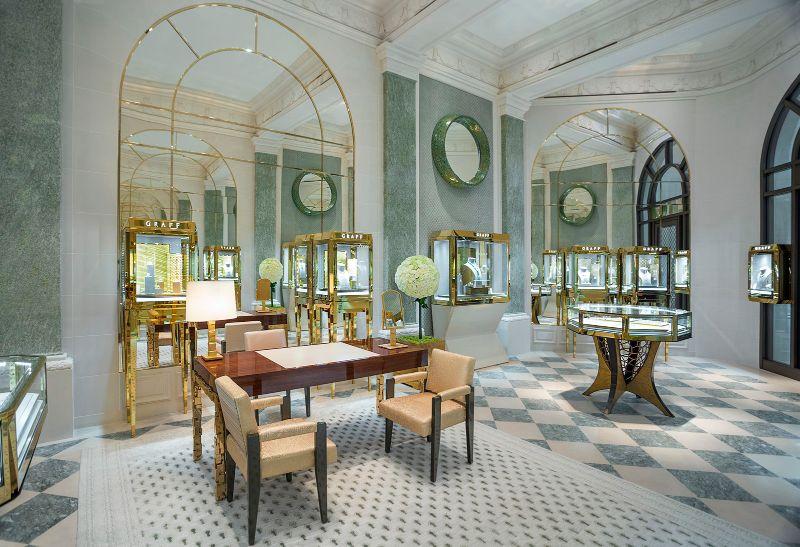 peter marino Peter Marino Designed The Graff Luxury Store In Paris Peter Marino Designed The Graff Luxury Store In Paris 2