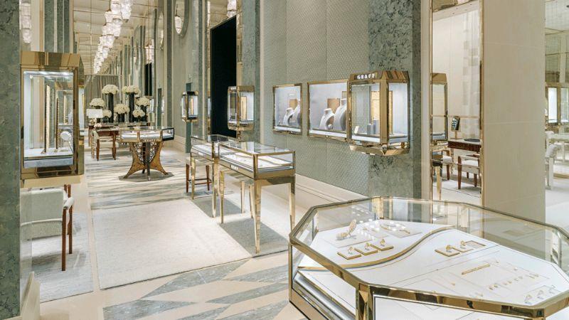 peter marino Peter Marino Designed The Graff Luxury Store In Paris Peter Marino Designed The Graff Luxury Store In Paris 4