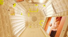 Philippe Starck Designs The First Spacial Hotel, Axiom Space