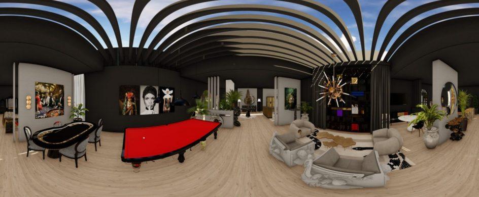Luxury Brand Celebrates Its 15th Birthday With A Virtual Tour!
